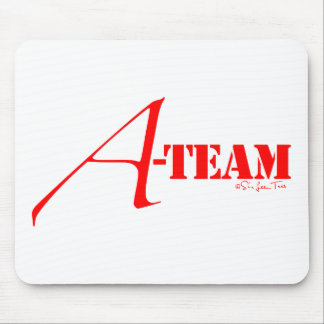 A-Team Mouse Pad