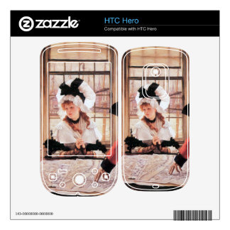 A tedious history by James Tissot HTC Hero Skin
