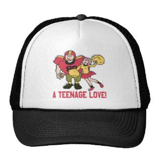 A Teenage Love Hat