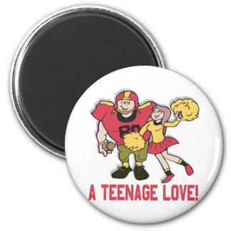 A Teenage Love Magnet
