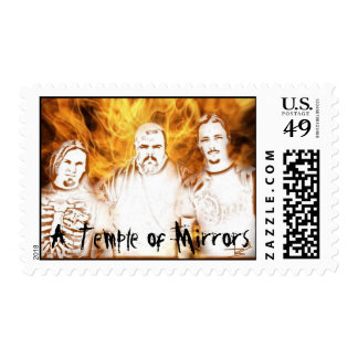 A Temple of MIrrors Stamp