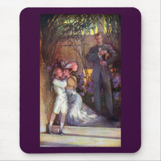 A Tender Moment Mouse Pad