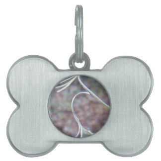 A tendril of affection pet ID tags