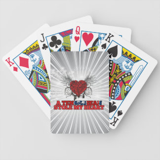 A Tennessean Stole my Heart Bicycle Playing Cards