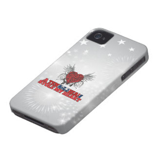A Tennessean Stole my Heart iPhone 4 Cover