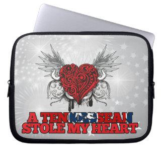 A Tennessean Stole my Heart Laptop Computer Sleeve