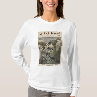 A Terrible Accident in the Alps T-Shirt