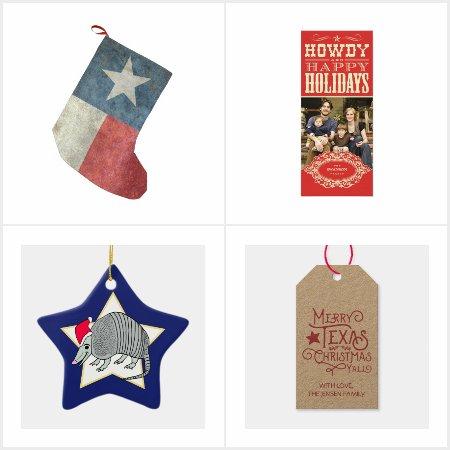 A Texas Christmas List