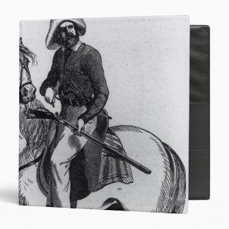 A Texas Ranger Binder