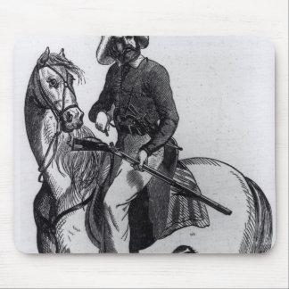 A Texas Ranger Mouse Pad