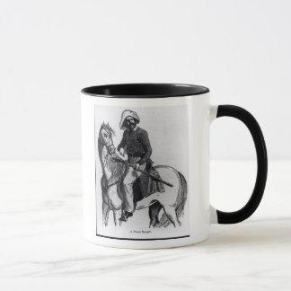A Texas Ranger Mug