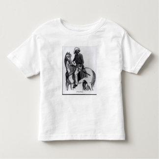 A Texas Ranger Toddler T-shirt