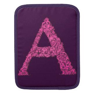 A- The Falck Alphabet iPad Sleeves