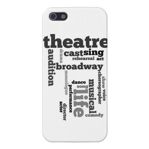 A Theatre Phone Case iPhone 5 Cover