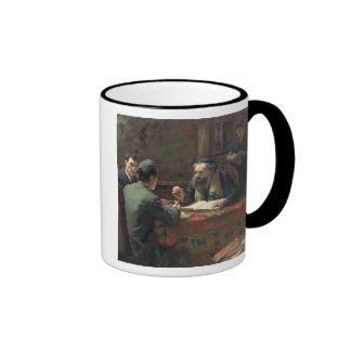 A Theological Debate, 1888 Mug