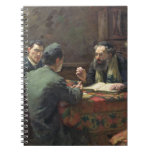 A Theological Debate, 1888 Spiral Notebooks
