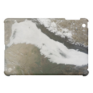 A thick bank of low clouds iPad mini cover
