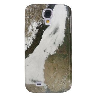 A thick bank of low clouds samsung s4 case