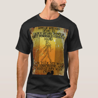 A Thief and Wizard T-Shirt