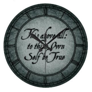 A Thine posea al uno mismo sea verdad Relojes