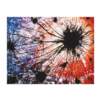 A Thought Called Hope (Large Canvas Wrapped Print)