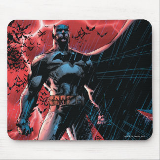 A Thousand Bats Mouse Pad
