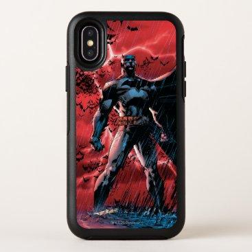 A Thousand Bats OtterBox Symmetry iPhone X Case