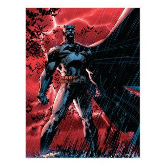 A Thousand Bats Postcard
