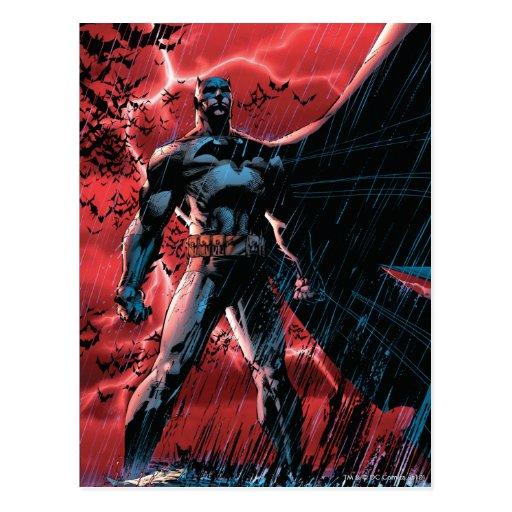 A Thousand Bats Postcards