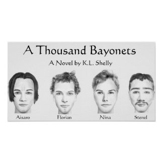 A Thousand Bayonets (Poster) Poster