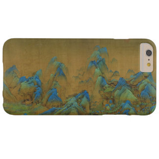 A Thousand Li of River and Mountains Wang Ximeng Barely There iPhone 6 Plus Case