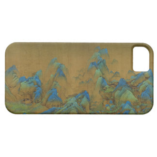 A Thousand Li of River and Mountains Wang Ximeng iPhone SE/5/5s Case