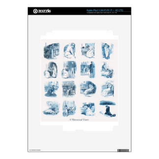 A Thousand Tears For You Decal For iPad 3