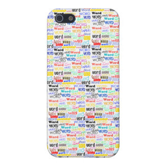 A Thousand Words - 1000 Words Background iPhone SE/5/5s Case