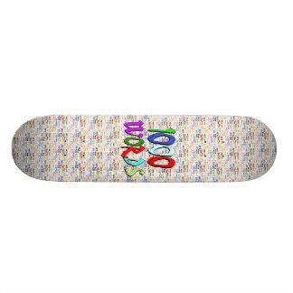 A Thousand Words - 1000 Words Skateboard