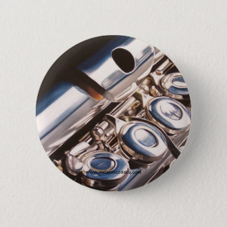 A Three Piece Flute Button