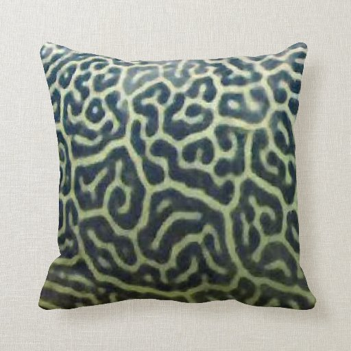 Pillow With Animal : A throw pillow with animal pattern Zazzle