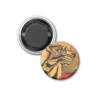 A Tiger for Tiago Magnet