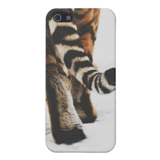 A Tiger Tale iPhone SE/5/5s Cover