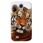 A tigers side glance samsung galaxy s4 cases