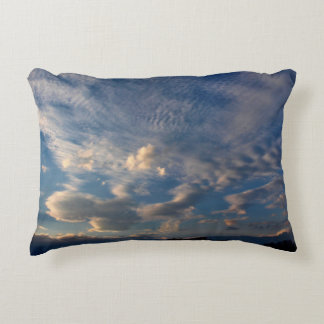 A Time For Everything Decorative Pillow
