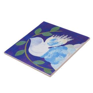 A Time for Peace ceramic tile