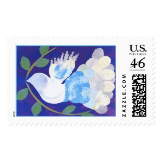 A Time for Peace postage stamp