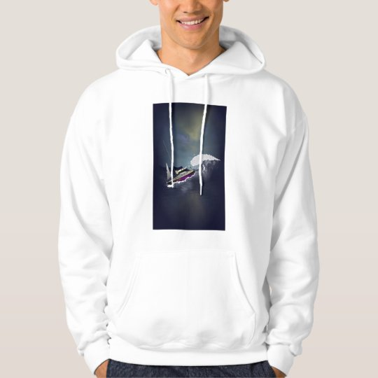 'A Time To Run' Hoodie