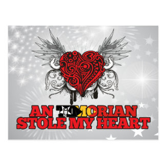 A Timorese Stole my Heart Postcard