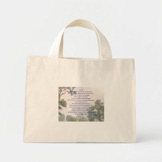 A Tiny Prayer Bag