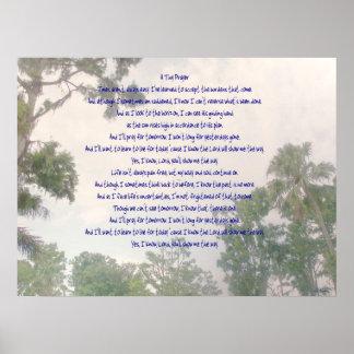 A Tiny Prayer Print