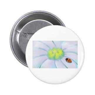 """A Tiny Visitor"" Pin"