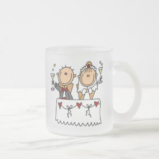 A Toast To The Bride And Groom Mug