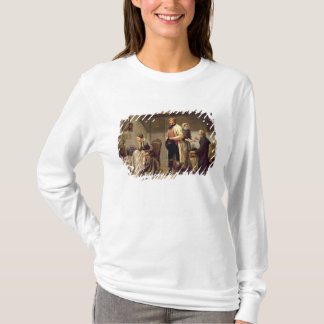 A toast to the engaged couple T-Shirt